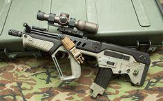 TAR-21 Tavor Assault Rifle