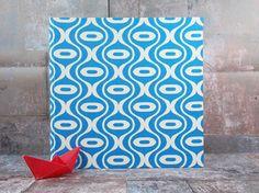 Blau, weißes Gästebuch