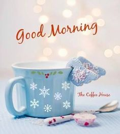 The beautiful good morning coffee quotes with pictures. enjoy sharing these beautiful and funny coffee quotes with your beloved ones and have a great morning. Lovely Good Morning Images, Good Morning Picture, Good Morning Everyone, Good Morning Good Night, Morning Pictures, Good Morning Smiley, Good Morning Winter, Good Morning Christmas, Good Morning Coffee