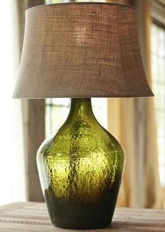 pretty glass lamp base  http://rstyle.me/n/wkjiwpdpe