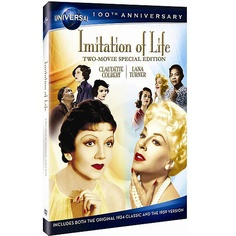 Imitation Of Life Two-Movie Special Edition (1934/1959) (Full Frame, Widescreen) $6.96