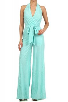 Graceful jumpsuit - picture