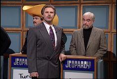 Celebrity Jeopardy: Stewart, Reynolds and Connery - Sean Connery, French Stewart, and Burt Reynolds square off.
