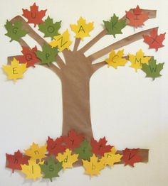 Letter sorting tree -- sort uppercase and lowercase!