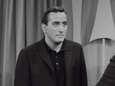 """Tony Bennett on a 1959 episode of """"Make Room For Daddy"""""""