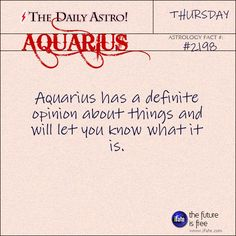 Daily Aquarius Astrology Fact: You can get a free astro birth chart online.   Visit iFate.com today!