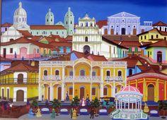 Folk Art Granada, Nicaragua