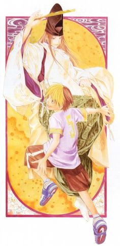 Hikaru no Go - Such an inspiring story, there are extremely funny part, and those few heart wrenching moments
