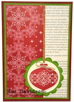 MMM #10 PDF with step by step instructions to make 4 cards featuring be of good cheer designer series paper including this card can be found here: http://rosdavidson.typepad.com/ros_davidson_live_life_an/2013/06/june-mmm-pdf.html
