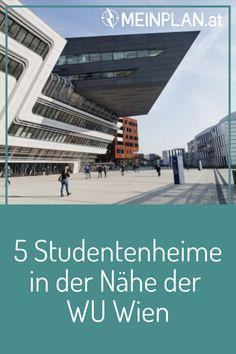 Du beginnst bald dein Studium an der WU Wien und bist noch auf der Suche nach einem Studentenheim in der Nähe? Dann schau in unsere Übersicht. Im Doppel-Jackpot erhältst du hier nämlich nicht nur Campus-Nähe, sondern wohnst auch um die Ecke vom Prater, mit dem du eine riesige Grünfläche direkt vor der Türe hast. U Bahn, Opera House, Building, Travel, Student Home, To Study, Green Life, Viajes, Opera