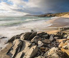 Beautiful Beaches to Visit in 2014: Luskentyre Bay