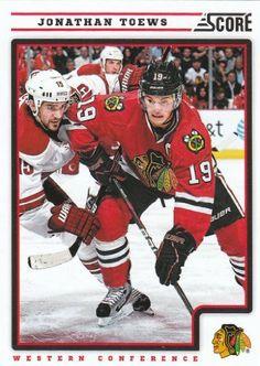 CHICAGO BLACKHAWKS 2011-12 Panini Score Hockey 16 Card Team SET New SEALED Kane Verzamelkaarten: sport IJshockey