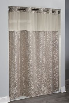 Augustine Floral Single Shower Curtain Curtains Fabric Shower