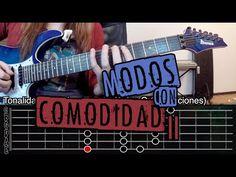 Tocar los MODOS con COMODIDAD! [Parte II] - YouTube