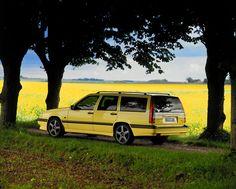 Volvo 850 T5 R | 855 T5 R (1995)