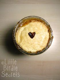 Little Birdie Secrets: pie-in-a-jar, my new obsession
