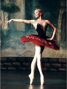 perfection. Black and red tutu. To follow more boards dedicated to dance photography, pas de deux, little ballerinas, quotes, pointe shoes, makeup and ballet feet follow me www.pinterest.com/carjhb. I also direct the Mogale Youth Ballet and if you'd like to be patron of our company and keep art alive in Africa, head over to www.facebook.com/mogaleballet like us and send me a message!