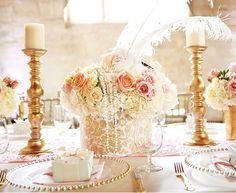 Parisian Elegance Wedding / Baby Shower / Birthday Party
