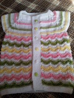 Ideas For Crochet Poncho Boy Girls Baby Girl Crochet Blanket, Knitted Baby Blankets, Baby Girl Blankets, Crochet Poncho, Crochet Baby, Baby Boy Knitting Patterns, Knitting Designs, Knit Patterns, Baby Sweaters