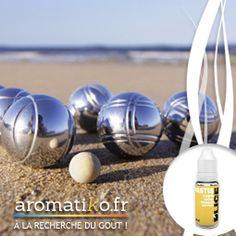 www.aromatiko.fr, sinon rien!  Vous aussi vous avez goûté cet #eliquide? Partagez votre avis! #Dlice pastis pour #ecig
