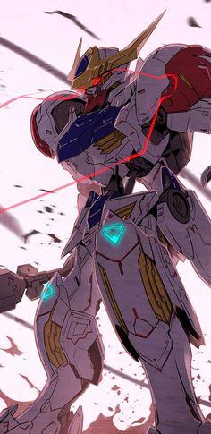 Gundam Barbatos Lupus Rex - 720x1480 Wallpaper - teahub.io