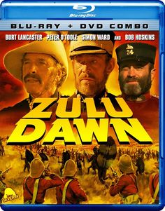 ZULU DAWN SEVERIN FILMS BLU-RAY