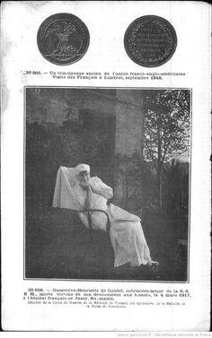 Geneviève-Henriette de Goutel, infirmière-major / Archives communales d'Arles