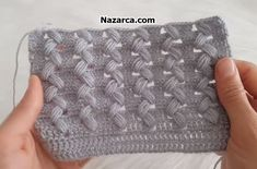 Baby Knitting Patterns, Hand Knitting, Easy Crochet, Crochet Baby, Knit Crochet, Knitted Baby Clothes, Knitted Hats, Crochet Designs, Knitting Designs