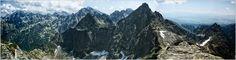 Tatry - HDR - Rysy - Panorama #Tatry #Rysy #HDR #Panorama #góry #Poland