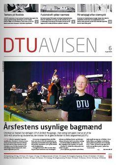 DTU avisen, Danmarks Tekniske Universitet
