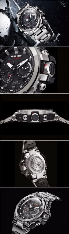 Casio MT-G Metal Twisted G-Shock MTGS1000D-1A Mens Watch https://uk.pinterest.com/925jewelry1/men-watches/pins/