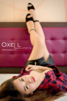 Model : Oxell Lauren  Canon 60D - 50mm