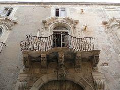 ysvoice:    | ♕ | Baroque Balcony - Syracuse, Sicily | by Scott Weir
