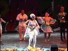 CONGA YORUBA ANDABO CONSEGNA DIPLOMA - YouTube