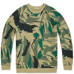 Acne - Camouflage Sweater