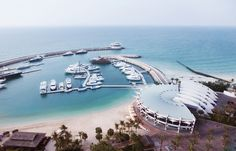 Jumeirah Beach Hotel, Dubai - Leisure Activities - Talise - Exterior