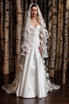 Spring 2015 Wedding Dresses--Spring Summer Wedding Dress T