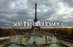 I would like to travel to Paris, France.