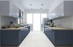 7 Best Parallel Kitchen Images Kitchen Designs Kitchens Cuisine