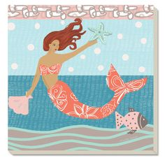 Coaster Sq Mermaids