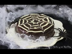 YouTube Postres Halloween, Recetas Halloween, Flan, Chocolate Sin Gluten, Gluten Free Baking, Cake, Desserts, Chocolates, Youtube