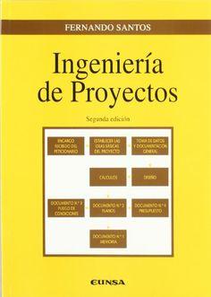 Ingenieria de proyectos / Fernando Santos Sabrás