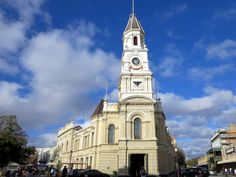 Fremantle Town Hall is one of the best examples of Neoclassical architecture in Western Australia. Neoclassical Architecture, Town Hall, Western Australia, Perth, History, Country, Building, Design, Rural Area