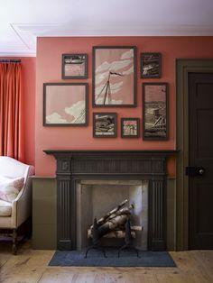 Steven Gambrel, Interior Designer, New York. Image from Dering Hall.