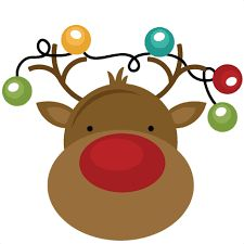 9 best reindeers images on pinterest reindeer clip art and rh pinterest com free santa and reindeer clipart reindeer clipart free vector