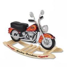 KidKraft Harley-Davidson Roaring Softail Rocker