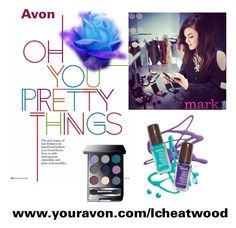 """Avon"" by lcheatwood2000 ❤ liked on Polyvore featuring beauty"