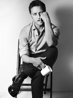 """The Billy Files: Photo:「X-MEN:デイズ・オブ・フューチャー・パスト」の劇場版よりも10分間も長い再編集の """" ローグ・カット """" が、来年2015年リリース決定のジェームズ・マカヴォイ ! !"""