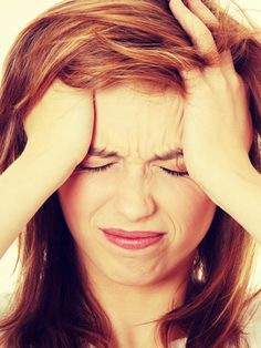 Das beste Hausmittel gegen Kopfschmerzen: Haare raufen.