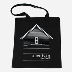 House Black Tote Bag